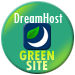 Dreamhost Green