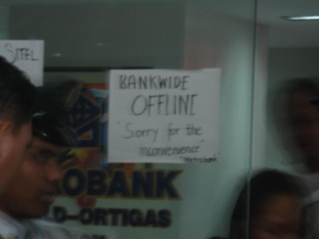 Metrobank Ortigas