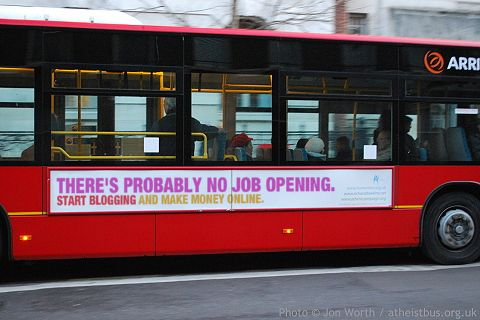 Atheist Bus