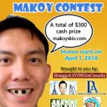Humor Me Makoy Contest