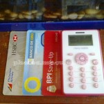 Cherry Mobile P1 with ATM and Credit Card