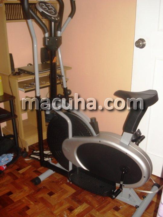 fitness trainer x301 york elliptical cross diamond