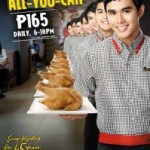 Max's Restaurant's Chicken-All-You-Can Promo