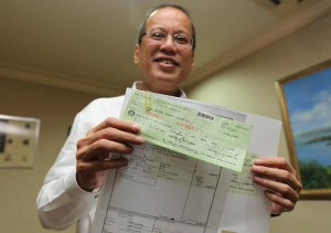 PNOY First Paycheck