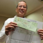 PNOY's First Paycheck