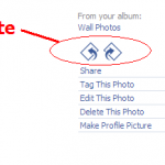 How To Rotate Photos In Facebook