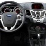 2011 Ford Fiesta Has Amazing Controls