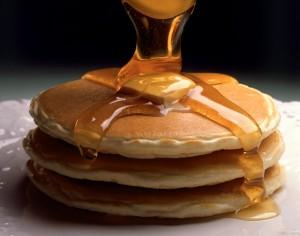 Justin Bieber Pancake