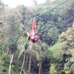 Zipline Ride at La Virginia Resort