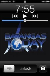 Camera Icon on Lock Screen of iPhone 4