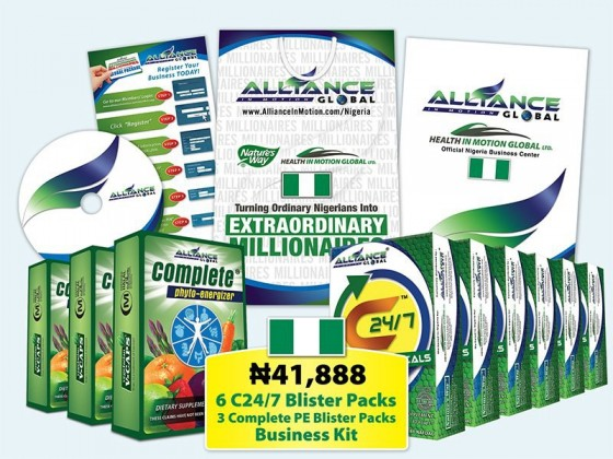 AIM Global Nigeria Global Package