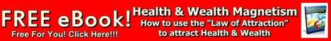 free health and wealth magnetism ebook