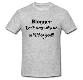 BLogger Shirt