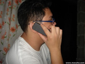 Nokia 1200 Make Call