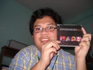 Eraserheads Reunion Concert CD