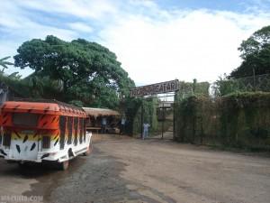 Entrance To Tiger Safari