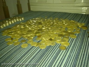 Collected Coins