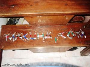 Balisong Keychain