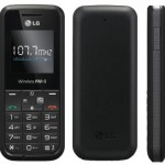 LG GS108 Features, Specifications and Price