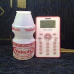Pink Cherry Mobile P1 with Yakult