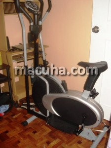 Muscle Power Elliptical Bike