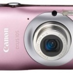 Canon IXUS 105 IS Price, Features and Specifications