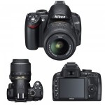 Nikon D3000 Kit Price, Features and Specifications