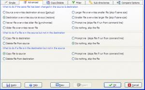 Advanced Tab Configuration