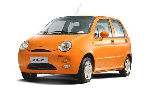 Chery QQ Orange