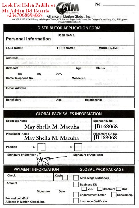 distributor-application-form Taiwanicdf Application Form on free rental, teacher job, for job, sample employee, printable rental, sample employment,