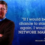 Network Marketing Vs Traditional Business