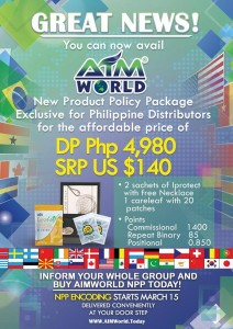 AIM World NPP Package